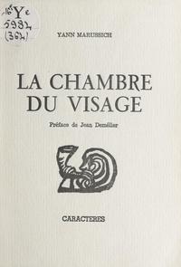Yann Marussich et Jean Demélier - La chambre du visage.