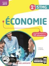 Yann Morvan et Vincent Martinez - Economie 1re STMG.