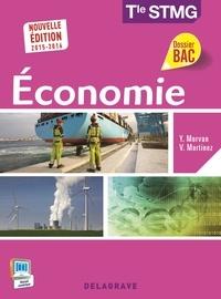 Yann Morvan et Vincent Martinez - Economie Tle STMG.