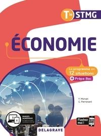 Yann Morvan et Guy Pierrisnard - Economie Tle STMG.
