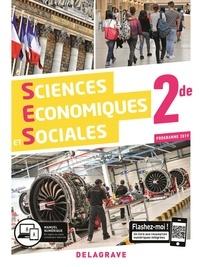 Yann Morvan et Guy Pierrisnard - Sciences économiques et sociales 2de.
