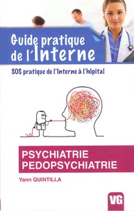 Yann Quintilla - Psychiatrie pédopsychiatrie.