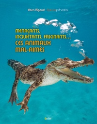 Yann Rigaud et  Biosphoto - Menaçants, inquiétants, fascinants... Ces animaux mal-aimés.