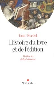 Yann Sordet - Histoire du livre et de l'édition - Production & circulation, formes & mutations.
