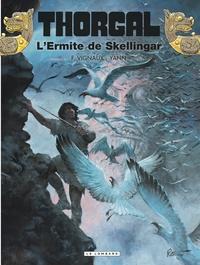 Yann et Frédéric Vignaux - Thorgal Tome 37 : L'ermite de Skellingar.