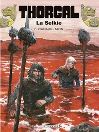 Yann et Fred Vignaux - Thorgal - tome 38 - La Selkie.