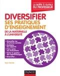 Yann Vacher - Diversifier ses pratiques d'enseignement de la maternelle à l'université.