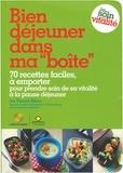 """Yannick Alléno - Bien déjeuner dans ma """"boîte"""" - 70 recettes faciles, à emporter pour prendre soin de sa vitalité à la pause déjeuner."""