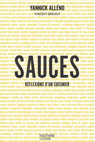 Sauces, réflexions d'un cuisinier - Format ePub - 9782012387423 - 8,49 €