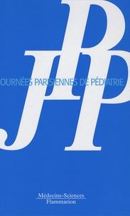 Yannick Aujard et Guy Leverger - Journées Parisiennes de Pédiatrie 2007.