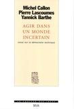 Yannick Barthe et Pierre Lascoumes - .