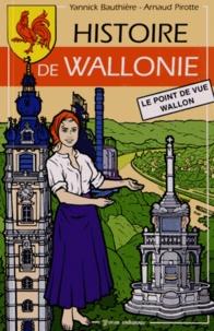 Rhonealpesinfo.fr Histoire de Wallonie - Le point de vue wallon Image
