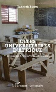 Rhonealpesinfo.fr Cités universitaires d'Afrique - La jeunesse à l'épreuve de la formation Image