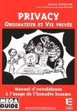 Yannick Chatelain - Privacy - Ordinateur et Vie privée.