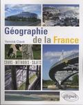 Yannick Clavé - Géographie de la France - Cours, méthodes, sujets.