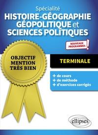 Yannick Clavé - Spécialité Histoire-géographie, géopolitique et sciences politiques Tle.