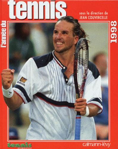 Yannick Cochennec et Jean Couvercelle - L'année du tennis 1998.