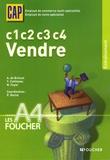 Yannick Cottineau et Aurore de Brincat - C1, C2, C3, C4 Vendre, CAP Employé de vente.
