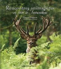 Yannick Dagneau - Rencontres animalières en forêt de Fontainebleau.