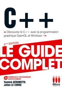 Yannick Gérometta et Julien Le Corre - C++.