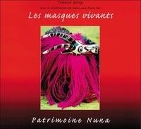 Les masques vivants. Patrimoine Nuna.pdf