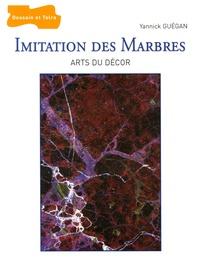 Yannick Guégan - Imitation des Marbres.