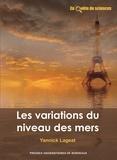 Yannick Lageat - Les variations du niveau des mers.