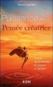 Yannick Le Cam - Puissance de la pensée créatrice.