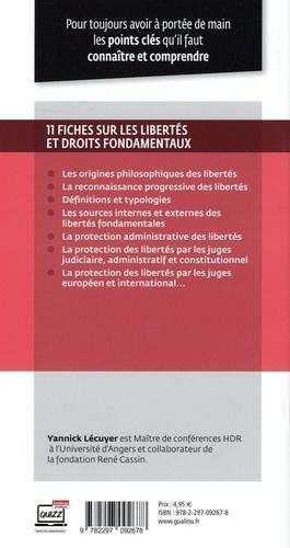 Libertés et droits fondamentaux  Edition 2020-2021