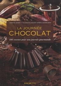 Yannick Lefort et Philippe Lamboley - La journée chocolat.