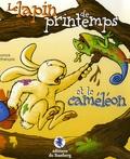 Yannick Lefrançois - Le lapin de printemps et le caméléon.
