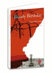 Yannick Letty - Bloody birthday.