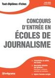 Yannick Pech et Cecile Varin - Concours d'entrée en écoles de journalisme.