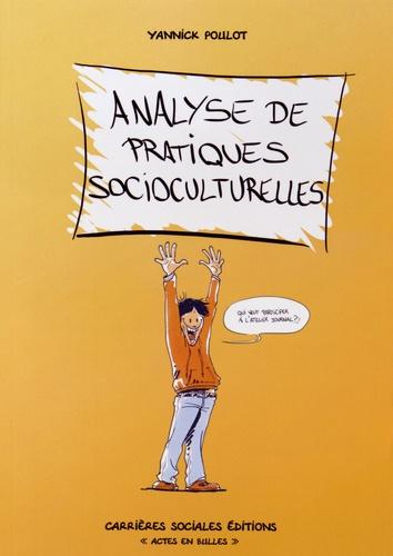 Yannick Poulot - Analyse de pratiques socioculturelles.