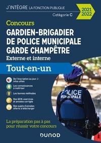 Yannick Richard et Audrey Charmont - Concours Gardien-brigadier de police municipale - Garde champêtre - 2021-2022 - Tout-en-un - Concours 2022.