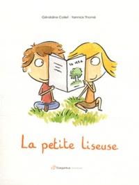 Yannick Thomé et Géraldine Collet - La petite liseuse.