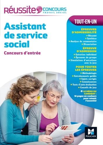 Yannick Zemb Breistroffer - Assistant de service social - Concours d'entrée.