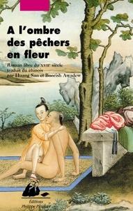 Yanshui sanren - A l'ombre des pêchers en fleurs.