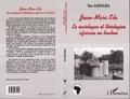 Yao Assogba - Études africaines  : JEAN-MARCELA - Le sociologue et théologien africain en boubou.