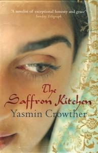Yasmin Crowther - The Safron Kitchen.