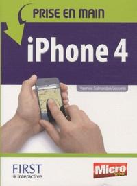 Yasmina Lecomte - iPhone 4.