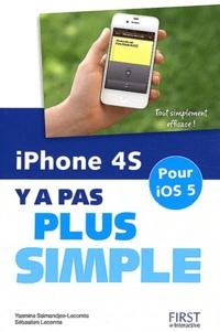 Yasmina Lecomte et Sébastien Lecomte - iPhone 4S.