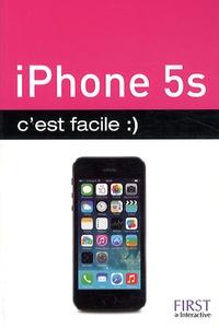 Yasmina Lecomte et Sébastien Lecomte - iPhone 5S c'est facile.