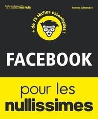 Yasmina Salmandjee - Facebook pour les nullissimes.