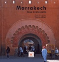 Yassin Adnan - Marrakech, lieux évanescents.