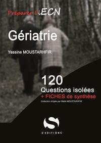 Yassine Moustarhfir - Gériatrie.