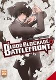 Yasuhiro Nightow - Blood Blockade Battlefront Tome 3 : .