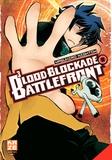 Yasuhiro Nightow - Blood Blockade Battlefront Tome 9 : .