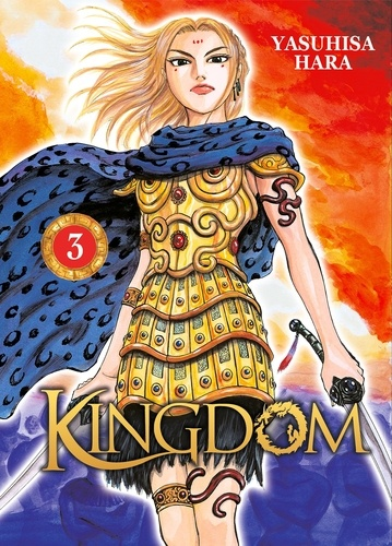 Yasuhisa Hara - Kingdom Tome 3 : .