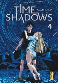 Yasuki Tanaka - Time Shadows Tome 4 : .